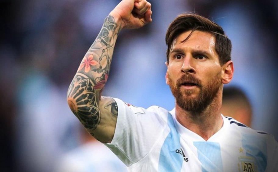 Ο Μέσι έθεσε εαυτόν εκτός εθνικής ομάδας Αργεντινής