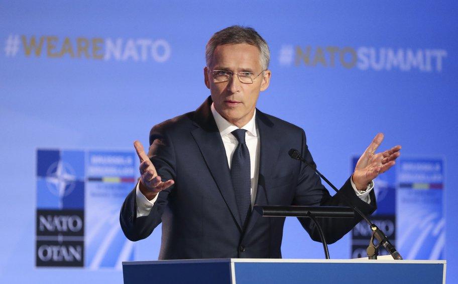 Στόλτενμπεργκ: Το ΝΑΤΟ μπορεί να αναλάβει την εκπαίδευση των κουρδικών δυνάμεων στο Ιράκ
