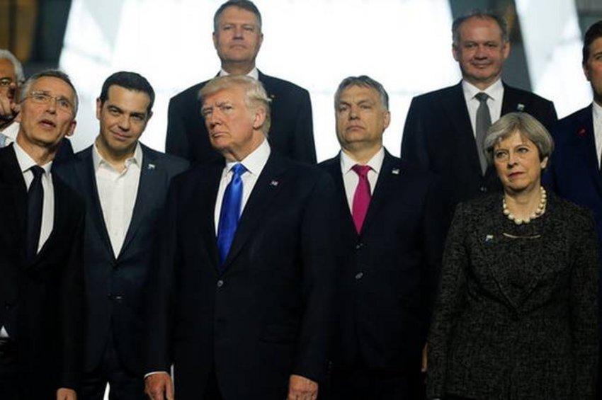 Αλέξης Τσίπρας, Σύνοδος ΝΑΤΟ