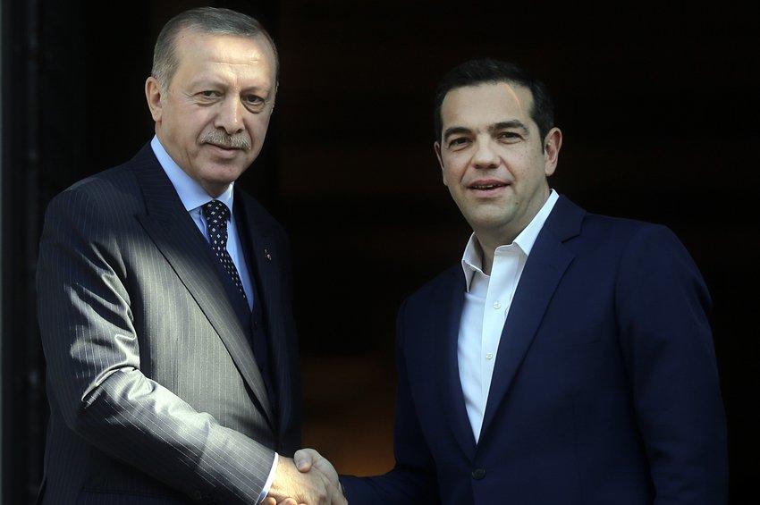 Τετ α τετ Τσίπρα – Ερντογάν: Ποια θέματα θα συζητήσει ο πρωθυπουργός με τον Τούρκο Πρόεδρο