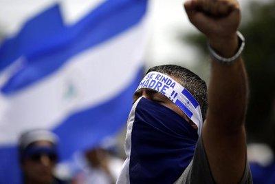 Χιλιάδες διαδηλωτές στη Νικαράγουα απαίτησαν την αποχώρηση του Ντανιέλ Ορτέγα
