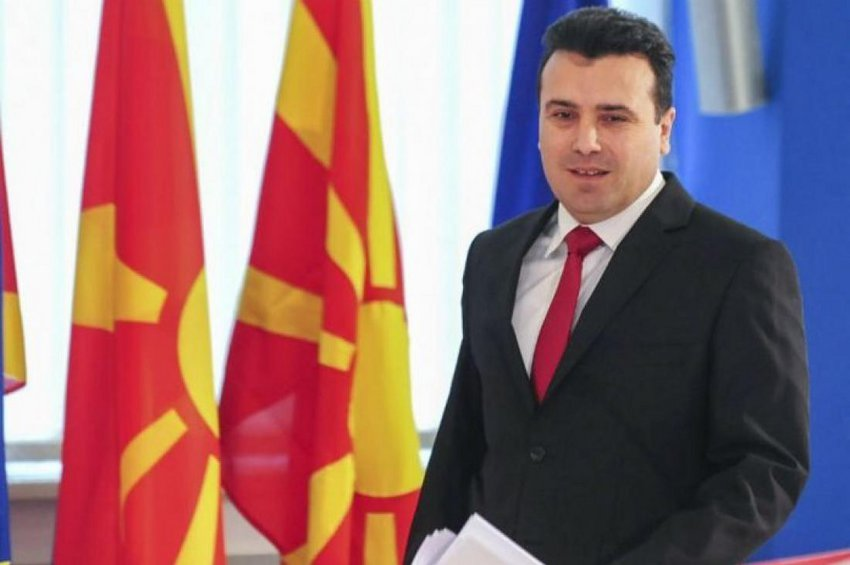 Ο Ζάεφ πανηγυρίζει: Η Δημοκρατία της Μακεδονίας στην οικογένεια του ΝΑΤΟ