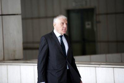 12ωρη απολογία του Γιάννου Παπαντωνίου στους ανακριτές Διαφθοράς - Συνεχίζεται το πρωί