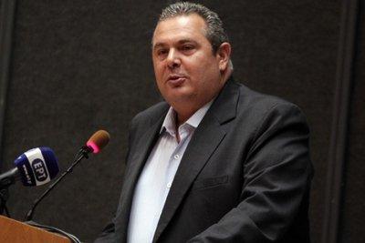 Προσαγωγή τριών ατόμων στην Κύπρο για εξύβριση του Πάνου Καμμένου