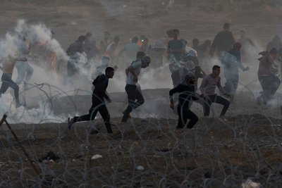 Λωρίδα της Γάζας: Δύο Παλαιστίνιοι νεκροί και 241 τραυματίες σε νέες ταραχές