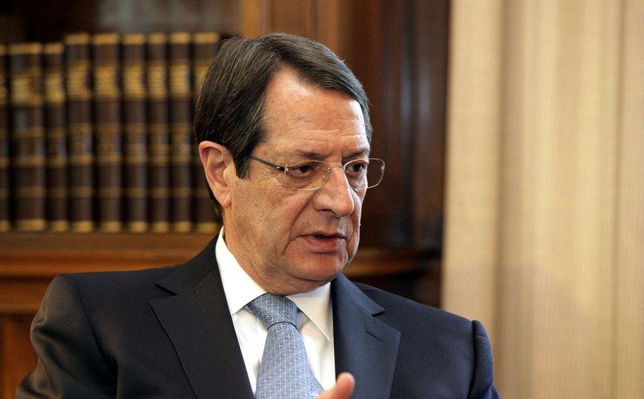 Κύπρος: Οι δηλώσεις Τσαβούσογλου πρέπει να αφυπνίσουν, τόνισε ο Πρόεδρος Αναστασιάδης