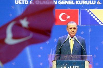 Ερντογάν: Δεν ξεχνάμε τις χώρες που έδωσαν καταφύγιο στους πραξικοπηματίες