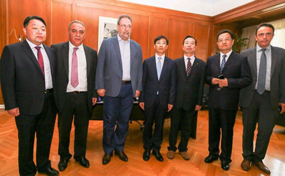 Κινέζοι από την περιφέρεια Χενάν ζητούν από την Ελλάδα την ίδρυση κέντρου έκδοσης βίζας