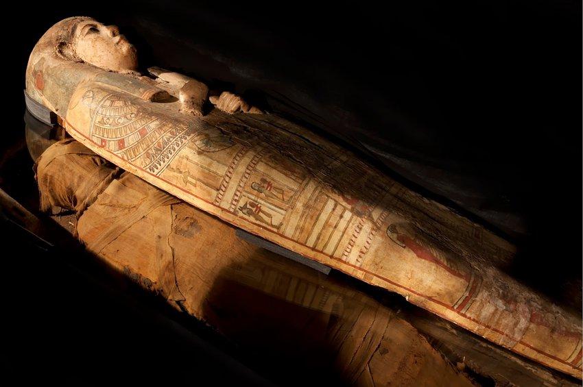 Νέα μυστικά της μουμιοποίησης στην Αίγυπτο
