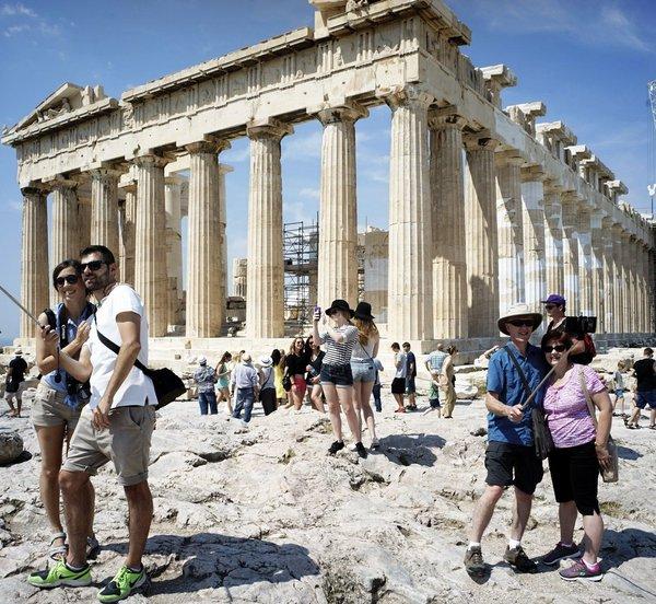 Διεθνής αναγνώριση του ελληνικού τουρισμού