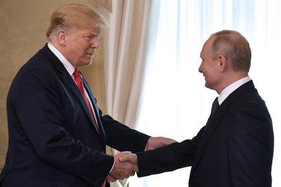 Αναταράξεις σε  Ουάσινγκτον: Ο Πούτιν ίσως ηχογράφησε τη συνάντηση με τον Τραμπ