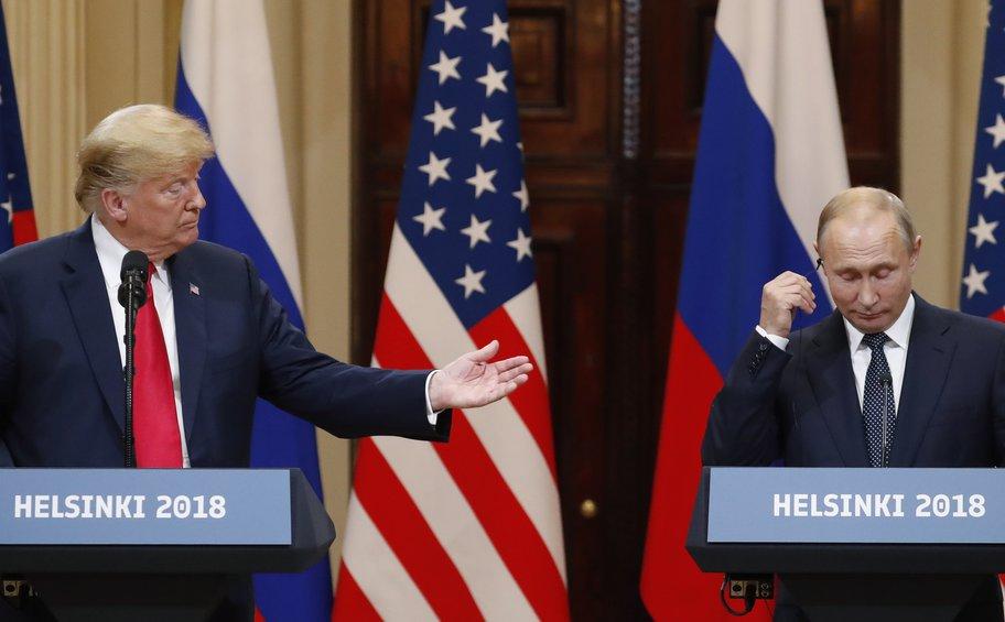 Η Μόσχα εξετάζει ενδεχόμενο νέας συνάντησης Πούτιν-Τραμπ