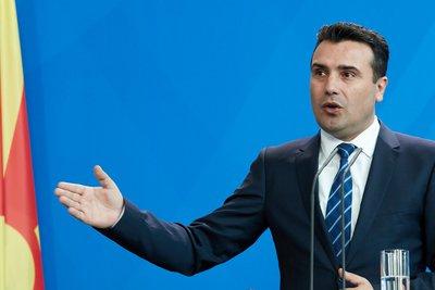 Προκλητικός ο Ζάεφ: Υπάρχει μόνο μία Μακεδονία στον κόσμο και είναι η δική μας