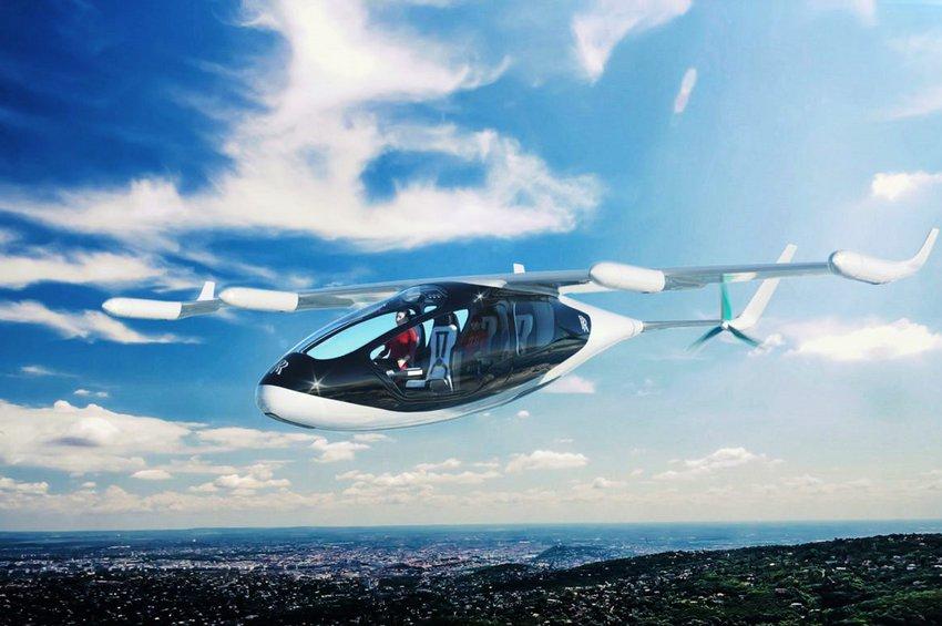 Rolls-Royce: Aποκαλυπτήρια του υβριδικού «ιπτάμενου ταξί»