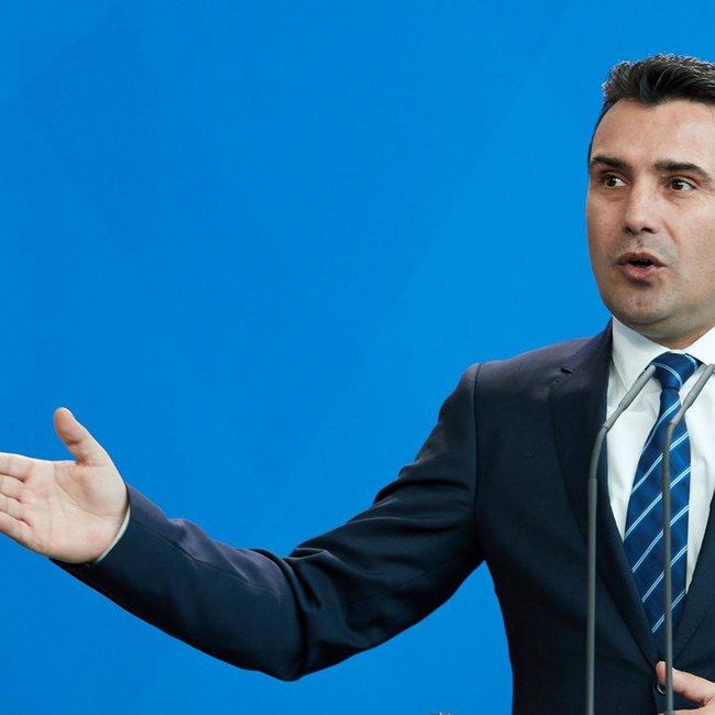 Ζάεφ: Έλληνες επιχειρηματίες υποκινούν ταραχές στα Σκόπια ενόψει δημοψηφίσματος