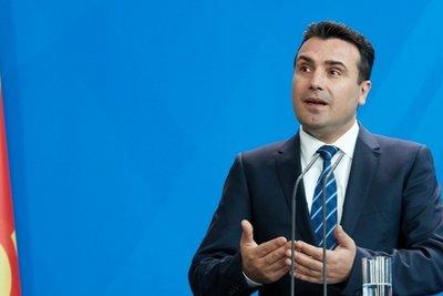 Νέα πρόκληση Ζάεφ: Όλοι αναγνωρίζουν ότι υπάρχει ένας «μακεδονικός» λαός και μία «μακεδονική» γλώσσα