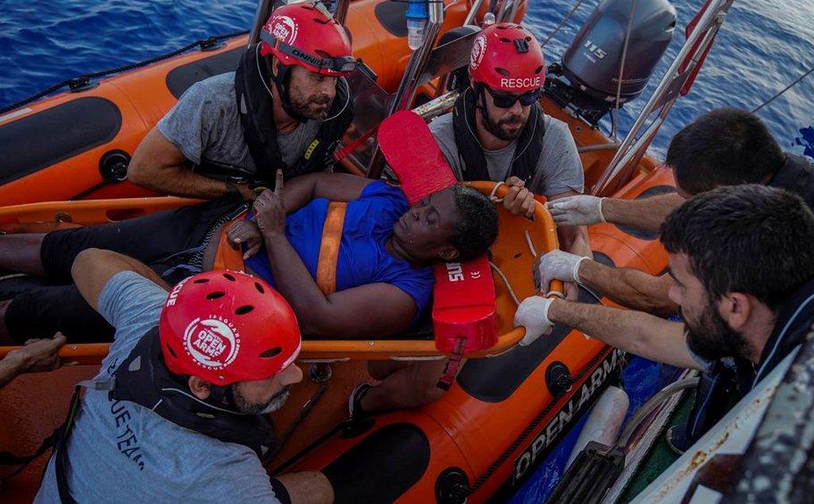 Γκασόλ: Είναι απάνθρωπο, εγκληματικό να πεθαίνουν άνθρωποι στη Μεσόγειο