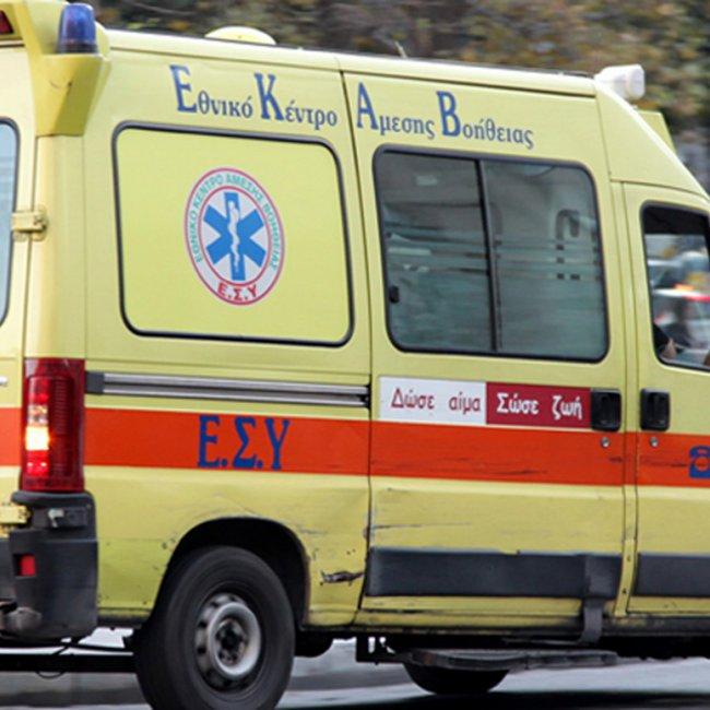 Τραγωδία στην άσφαλτο - Δύο νεκροί σε τροχαίο στη Θεσσαλονίκη