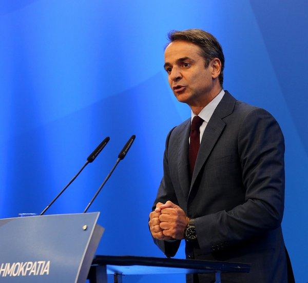 Μητσοτάκης: Θα σεβαστώ τη συμφωνία με την ΠΓΔΜ, εφόσον κυρωθεί