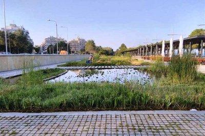 Θεσσαλονίκη: Καθαρότερα τα πάρκα της Νέας Παραλίας