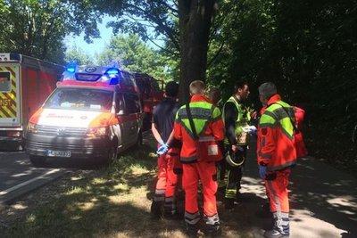 Γερμανία: Επίθεση με μαχαίρι σε λεωφορείο στο Λίμπεκ - Πληροφορίες για πολλούς τραυματίες