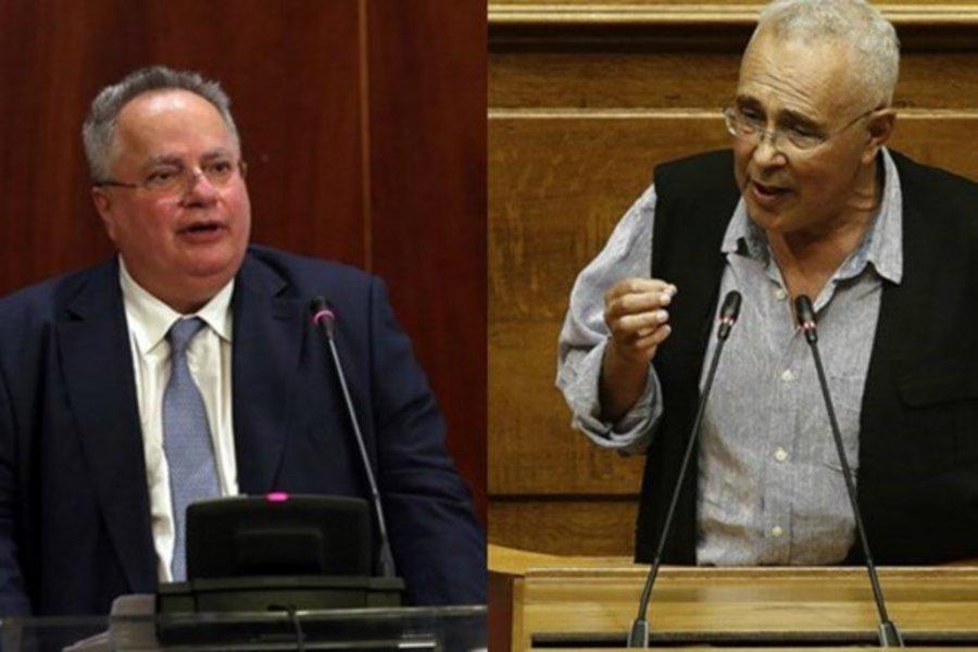 Ζουράρις κατά Κοτζιά: Εμάς τους Μακεδόνες μας ακρωτηριάσατε