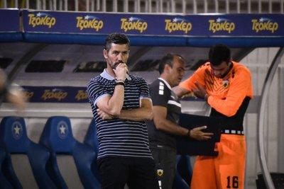 Ουζουνίδης : Θα έρθουν τα γκολ, σημαντικό ότι κάνουμε ευκαιρίες