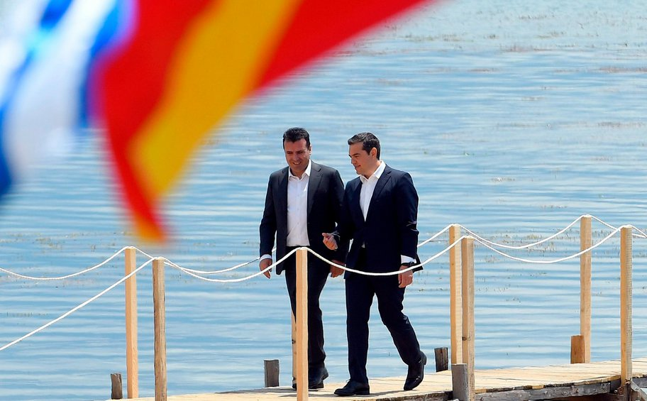 Ζάεφ: Έχω εμπιστοσύνη σε Τσίπρα και Καμμένο ότι θα περάσει η συμφωνία των Πρεσπών