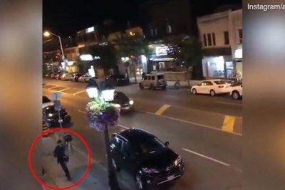 Βίντεο - ντοκουμέντο από τη στιγμή της επίθεσης στο Τορόντο