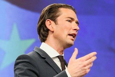 Αυστρία: Καταγγέλουν τον Κουρτς για αντιευρωπαϊσμό