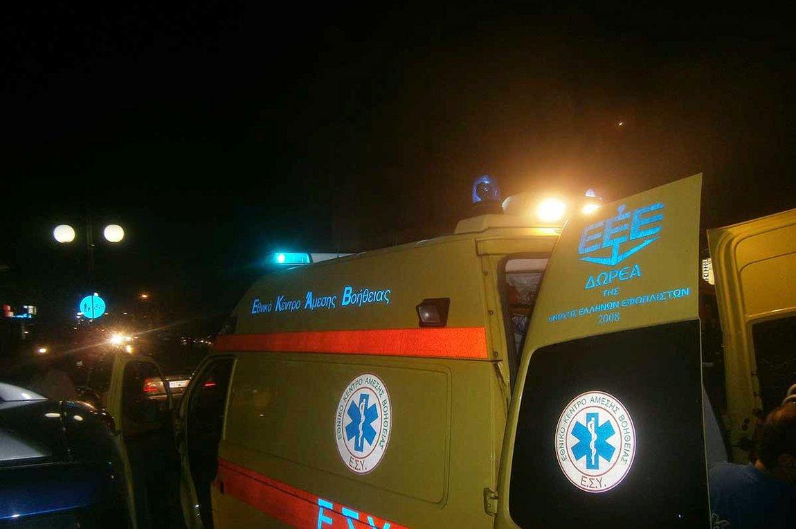 Εύβοια: Σκοτώθηκε 34χρονος πατέρας δύο παιδιών