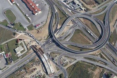 Θεσσαλονίκη: Προωθείται η κατασκευή του οδικού δικτύου του κόμβου Κ16