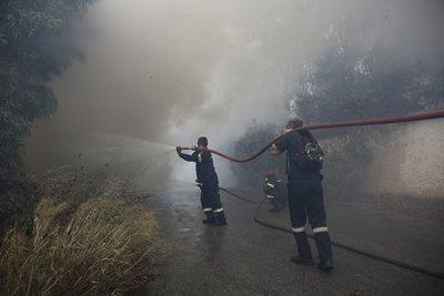 Εκκενώνονται τα ΚΑΑΥ Αεροπορίας και Στρατού Ξηράς σε Ζούμπερι και Άγιο Ανδρέα