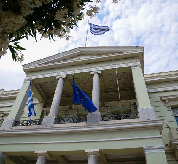 ΥΠΕΞ: Η Τουρκία συνεχίζει δράσεις που προκαλούν ένταση στο Αιγαίο και στην Αν. Μεσόγειο