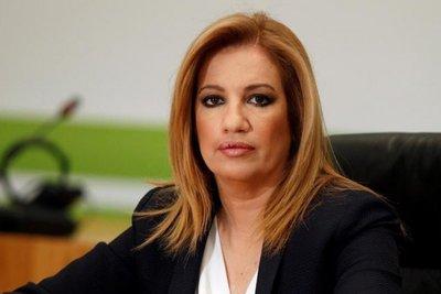 Γεννηματά: Ελλάδα και Κύπρος θα προστατεύσουν με κάθε τρόπο τα κυριαρχικά τους δικαιώματα