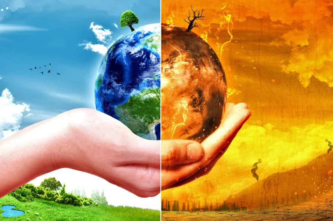 «Μπορούμε ακόμη να αποτρέψουμε την καταστροφή από την κλιματική αλλαγή»