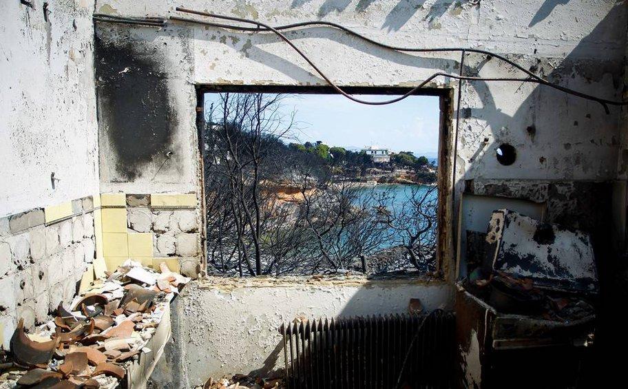 Πόρισμα για την φονική πυρκαγιά στο Μάτι: Ο κρατικός μηχανισμός αιφνιδιάστηκε