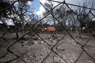 Στον εισαγγελέα πόρισμα για την φονική πυρκαγιά στην Αν. Αττική