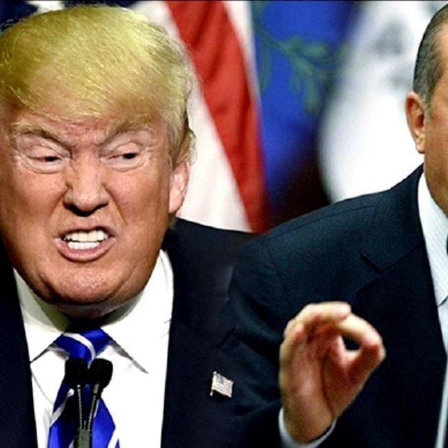 Ο Ερντογάν ξεκινά «πόλεμο» με τον Τραμπ - Ανακοίνωσε μποϊκοτάζ σε αμερικανικά προϊόντα