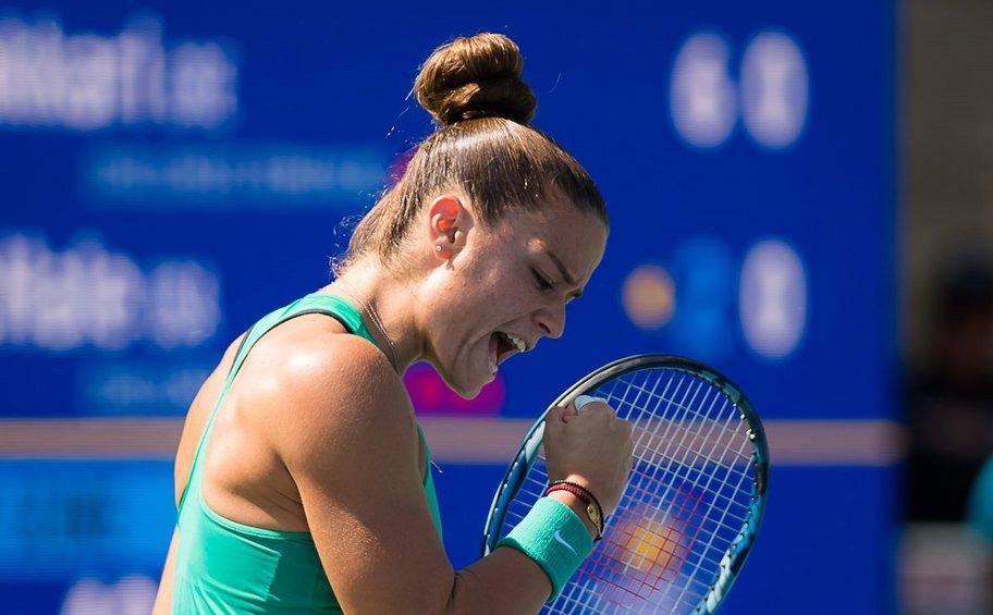 Δεν τα κατάφερε η Μαρία Σάκκαρη - Αποκλείστηκε από τον επόμενο γύρο του Australian Open