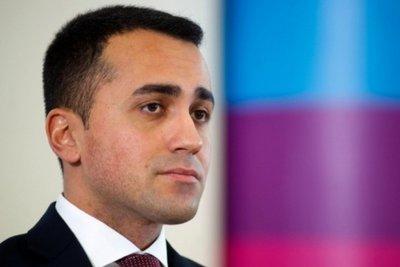 Ιταλία: «Το εισόδημα του πολίτη θα δοθεί μόνον στους Iταλούς», δηλώνει ο αρχηγός των Πέντε Αστέρων, Λουίτζι Ντι Μάιο