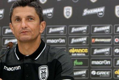 Λουτσέσκου: Τεράστιο το πνεύμα των ποδοσφαιριστών του ΠΑΟΚ