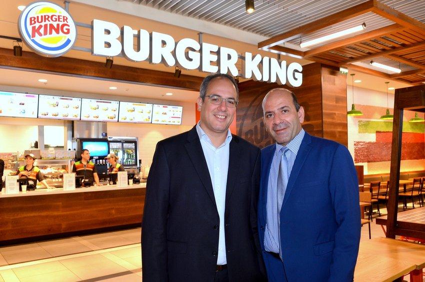 Είσοδος της Burger King στην Ελλάδα μέσα από τα αεροδρόμια της Fraport Greece