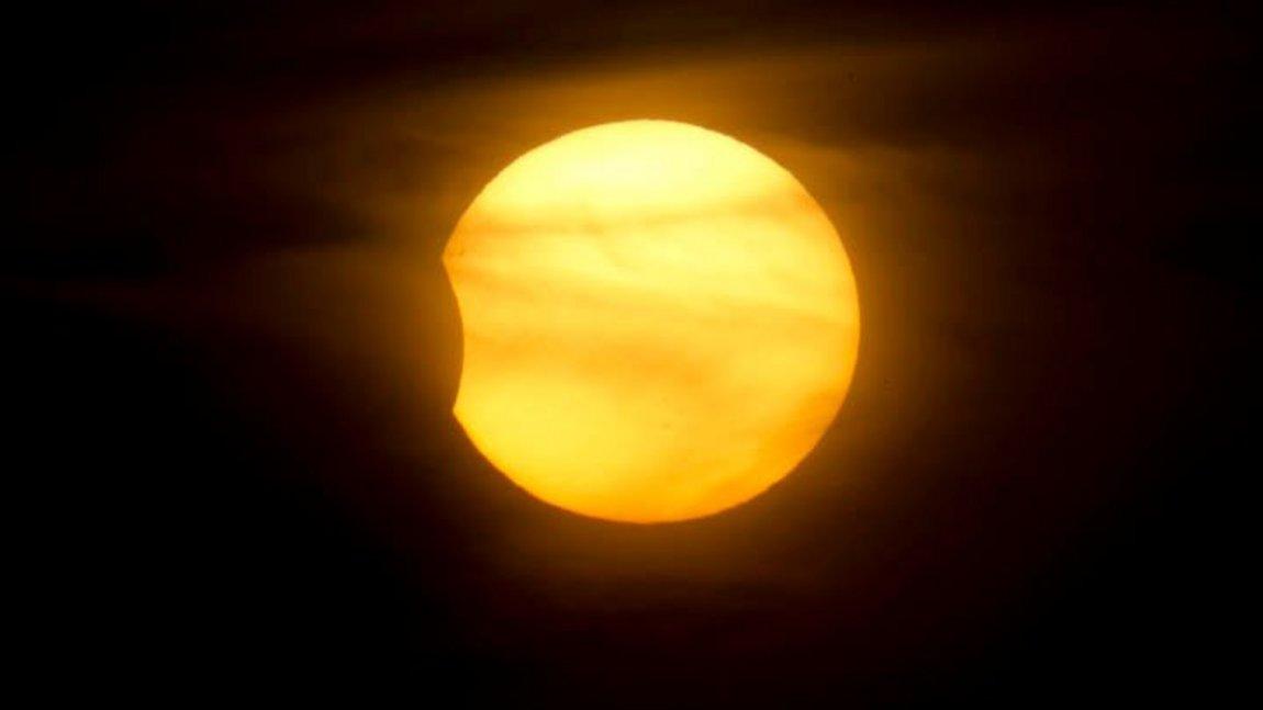 Μερική έκλειψη Ηλίου το Σάββατο - Που θα είναι ορατή
