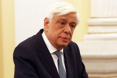 Τα μέλη του Δ.Σ της Παγκόσμιας Διακοινοβουλευτικής Ένωσης Ελληνισμού υποδέχτηκε ο ΠτΔ