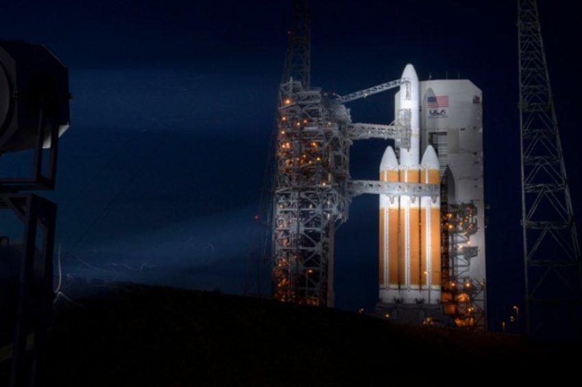 Αναβλήθηκε για αύριο ή μεθαύριο η εκτόξευση του Parker Solar Probe