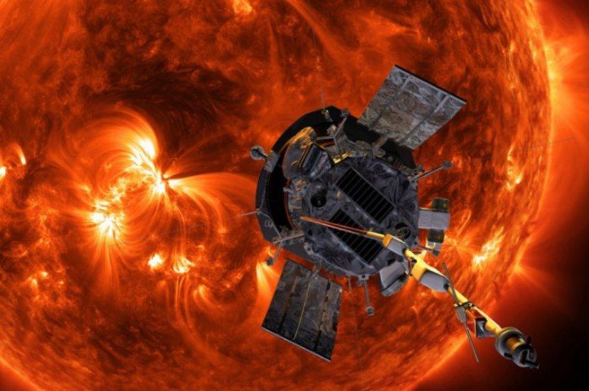 Εκτοξεύθηκε το Parker Solar Probe της NASA που θα «αγγίξει» τον Ήλιο