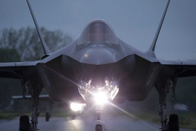 Μεγάλη Βρετανία: Αγορά επιπλέον 17 μαχητικών F35 από τις ΗΠΑ