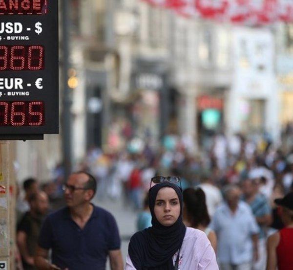 Πακέτο μέτρων εξήγγειλαν οι τουρκοκύπριοι λόγω της υποτίμησης της τουρκικής λίρας