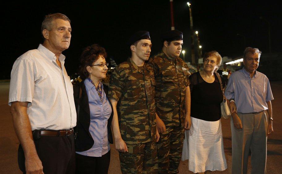Η απελευθέρωση των δύο Ελλήνων χειρονομία καλής θέλησης Ερντογάν προς την Ευρώπη